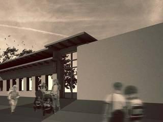Zespół Szkół Specjalnych: styl , w kategorii  zaprojektowany przez Architekt Krzysztof Guliński