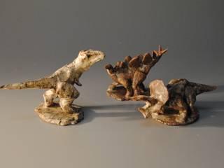 恐竜: 伊藤たかをが手掛けた折衷的なです。,オリジナル