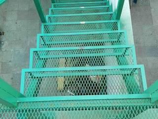 Finalisación de la primera etapa del proyecto Paula: Pasillos y recibidores de estilo  por MG Servicios