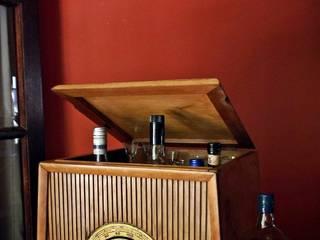 Mueble bar: Comedores de estilo  por Capítulo Dos