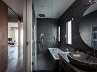 Eclectic style bathroom by Adela Cabré Eclectic