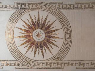 Mosaic floor Mosaico3M Paredes y suelos de estilo clásico