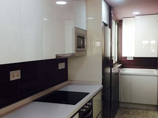 Modern kitchen by Ardes Arquitectos Modern
