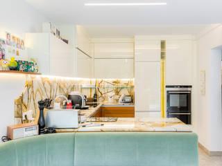 Modern Kitchen by Horst Steiner Innenarchitektur Modern