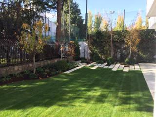 Jardín privado: Jardines de estilo  de Irati Paisajismo