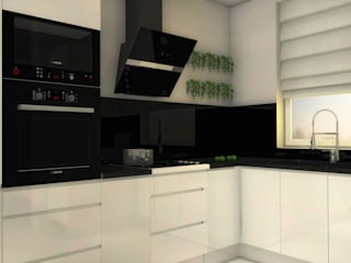modern Kitchen by Arch/tecture