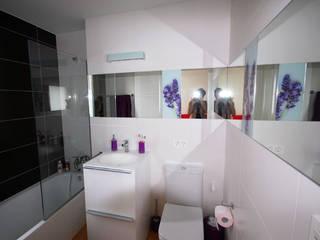 Habitaka diseño y decoración Modern Bathroom