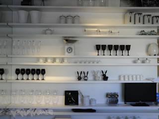 Casa Cor Minas 2010 | Atelier Gastronômico: Espaços gastronômicos  por Piacesi Arquitetos