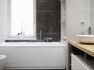 Modern bathroom by ZETAE Studio Modern