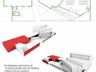 Capilla en San Martin de Singular Arquitectura