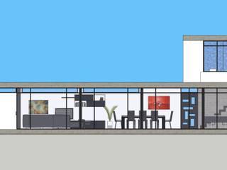 Render Moderm House de Atahualpa 3D Moderno