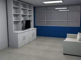Render Interior - Diseño de Atahualpa 3D Moderno