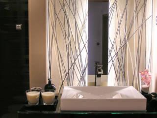 Baños de estilo minimalista de Andreia Alexandre Interior Styling Minimalista
