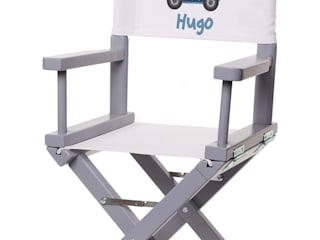 Chaise metteur en scène - Ma petite automobile:  de style  par Ma Petite Chaise