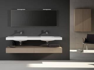 Proyectos propios - Baños Baños de estilo moderno de Area Creativa Moderno