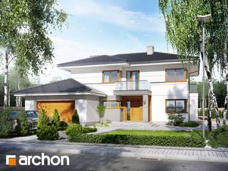 Projekt domu ARCHON+ Willa Oliwia od ARCHON+ PROJEKTY DOMÓW