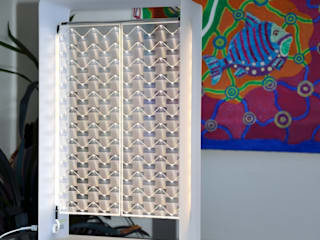 Dietmar Tappe revolite Living roomLighting Transparent
