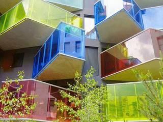 Folie okienne - przeciwsłoneczne, antywłamaniowe, dekoracyjne, matowe: styl , w kategorii  zaprojektowany przez T&J folie okienne - reklama