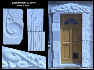 Arlequin Eclectic style houses Stone Grey