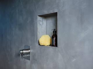 Casas de banho modernas por HONEYandSPICE innenarchitektur + design Moderno