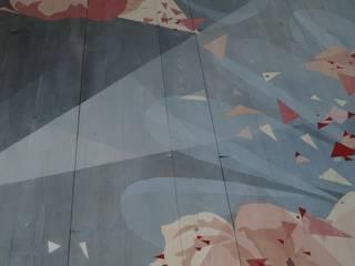 Parquets: Murs de style  par Giacomotti