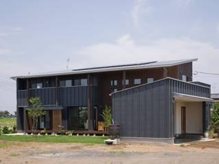新田の家: 空間設計室/kukanarchiが手掛けた木造住宅です。