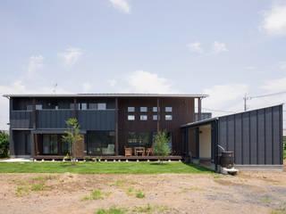 新田の家 モダンな 家 の 空間設計室/kukanarchi モダン