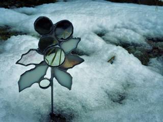 冬の野花シリーズ: elementaが手掛けた折衷的なです。,オリジナル