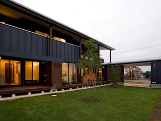 Houses by 空間設計室/kukanarchi