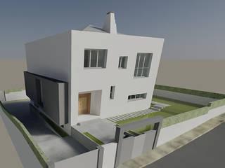 Moradia em Vale Mourão por Cláudia Bravo - Arquitectura & Interiores