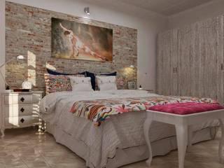 Re decorando una Habitación de VI Arquitectura & Dis. Interior Clásico