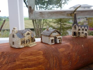 小さなオウチ照明: 土の家が手掛けたです。,
