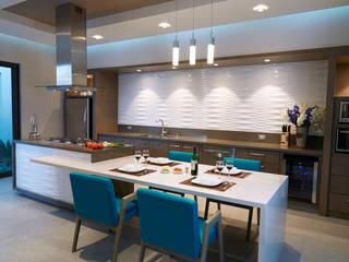 cocina: Cocinas de estilo  por arketipo-taller de arquitectura