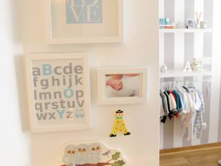 It's a Boy - Quarto de Bebé: Quartos de criança modernos por Andreia Alexandre Interior Styling