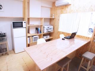 京都M社改装計画: ニュートラル建築設計事務所が手掛けた和室です。