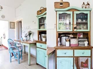 La Florinda 廚房儲櫃