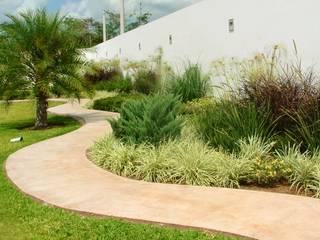 Jardin de style  par EcoEntorno Paisajismo Urbano