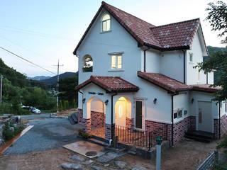 윤성하우징 Mediterranean style houses
