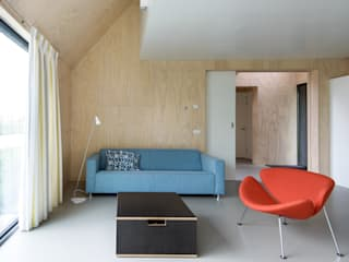Living room by Kwint architecten