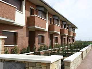 Maisons modernes par ALENTORN i ALENTORN ARQUITECTES, SLP Moderne