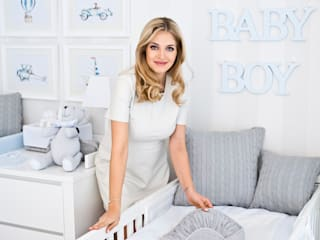 Nursery/kid's room by Caramella, Scandinavian