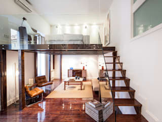 Salas de estilo moderno de The Sibarist Property & Homes Moderno