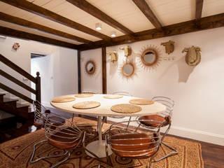 Ths Mad Loft : Comedores de estilo  de The Sibarist Property & Homes