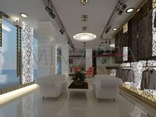 Mimarea Mimarlık & İç Mimarlık – Deri Mağazası Kumköy:  tarz