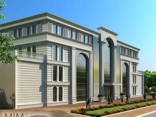 Talip Yörükoglu İş Merkezi Mimarea Mimarlık & İç Mimarlık