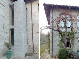 Jardin rural par architetto raffaele caruso Rural