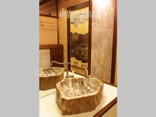 Дорогой Дом Scandinavian style bathroom