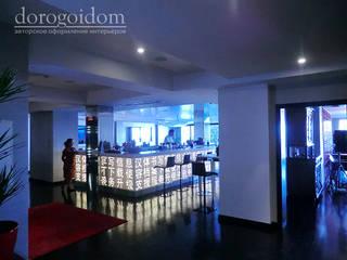 Ресторан-клуб Бары и клубы в азиатском стиле от Дорогой Дом Азиатский