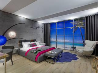 Mimoza Mimarlık Hotels