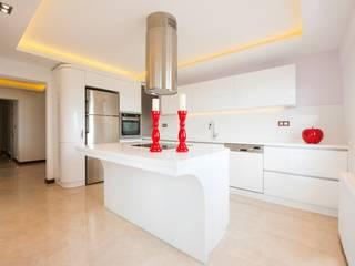 İkiztepe Konakları Modern Mutfak BAGO MİMARLIK Modern